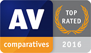AV Comparatives – Top rated 2016