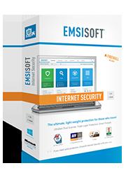 Emsisoft Internet Security Boxshot