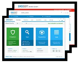 Emsisoft Internet Security Screenshots EN