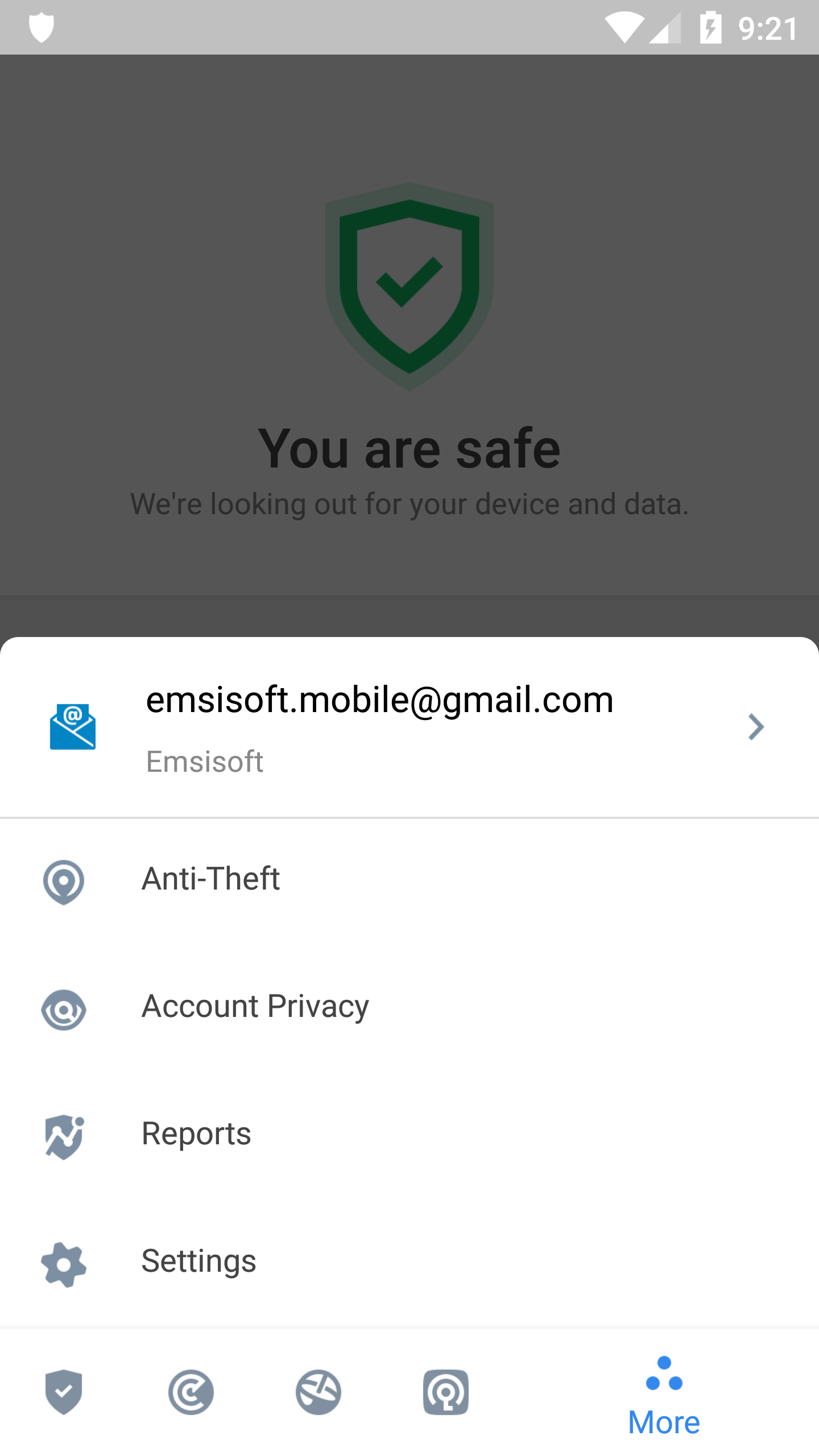 Emsisoft | Anti-Malware: Lightweight Malware Protection for the Home